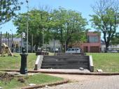 Plaza Delmira Agustini